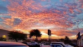 Sun di Vegas Immagine Stock Libera da Diritti