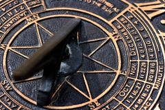 Sun Dial Stock Images