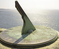 Sun Dial Royalty Free Stock Images