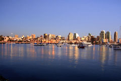 Sun Diego Ca, USA Royalty Free Stock Photos