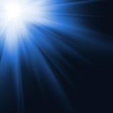 Sun Digitally Generated Image Stock Image