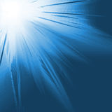 Sun Digitally Generated Image Royalty Free Stock Photo