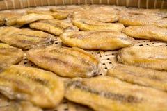 Sun-dried banana Royalty Free Stock Photography