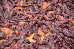 Sun-Dried Beef Royalty Free Stock Images