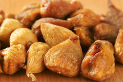 Sun dried figs Royalty Free Stock Photography