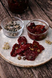 Sun Dried Tomatoes Stock Photos