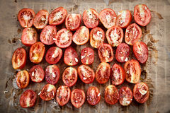 Sun dried tomatoes Royalty Free Stock Image