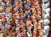Sun Dried Vegetables Stock Photos