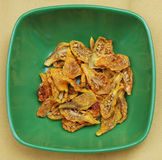 Sun Dried Yellow Tomatoes Stock Photos