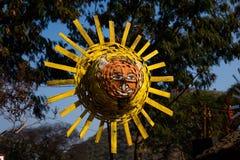 Sun... Stock Photography