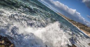 Sun e praia Foto de Stock