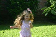 Sun em meu cabelo Imagem de Stock Royalty Free