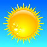 Sun Energy vector illustration