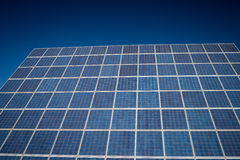 Sun Energy Farm - Stock Image Royalty Free Stock Images