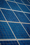Sun Energy Farm - Stock Image Stock Image