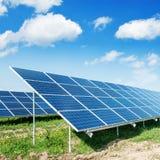 Sun_energy Stock Photography