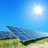 Sun_energy Stock Photo