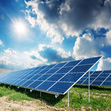 Sun_energy Stock Photos