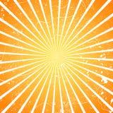 Sun-Explosion Lizenzfreies Stockbild