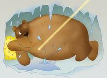 sun för stråle s vektor illustrationer