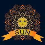 Sun. Royalty Free Stock Image