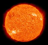 Sun, Fireball, Solar Flare Stock Images