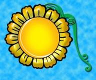 Sun Flower 3 Stock Image