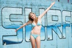 Sun and fun Royalty Free Stock Photos
