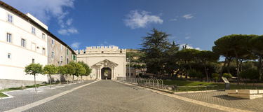 Sun Gate, Palestrina Royalty Free Stock Photos