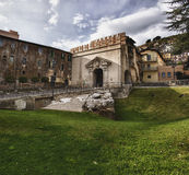 Sun Gate , Palestrina, Italy Royalty Free Stock Image