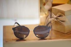 Sun glass Royalty Free Stock Photography