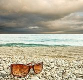 Sun glasses Stock Photos