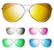 Sun glasses Royalty Free Stock Image