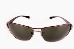 Sun glasses. Isolated on white stock photo