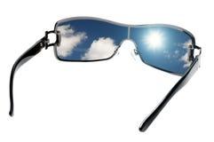 Sun-glasses Foto de Stock