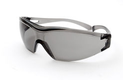 Sun glasses. Beautiful sports sun glasses on a white background Royalty Free Stock Images