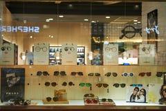 Sun glasses Stock Photography