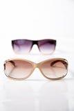 Sun Glasses isolated on white background. stock photos