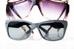 Sun Glasses isolated on white background. stock photo