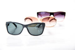 Sun Glasses isolated on white background. royalty free stock photos