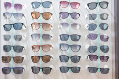 Sun Glasses Royalty Free Stock Image