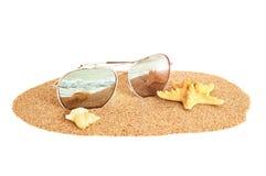 Sun glassess Stock Image