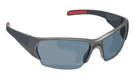 Sun glasses sports Royalty Free Stock Photography