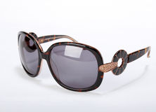 Sun glasses. On a white background royalty free stock images