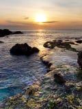 Sun glow Stock Images