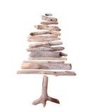 Albero di legno della deriva Immagine Stock Libera da Diritti