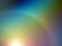 Sun Halo Royalty Free Stock Photo