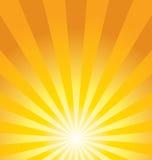 Sun-Hintergrund Lizenzfreie Stockbilder
