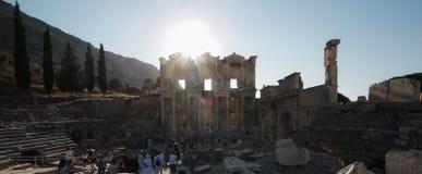 The Sun i ruiny obraz royalty free