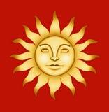 Sun Illustration Royalty Free Stock Photos